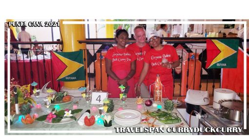AllFrom1Supplier Sponsors TravelspanCurryDuckCurry Competition